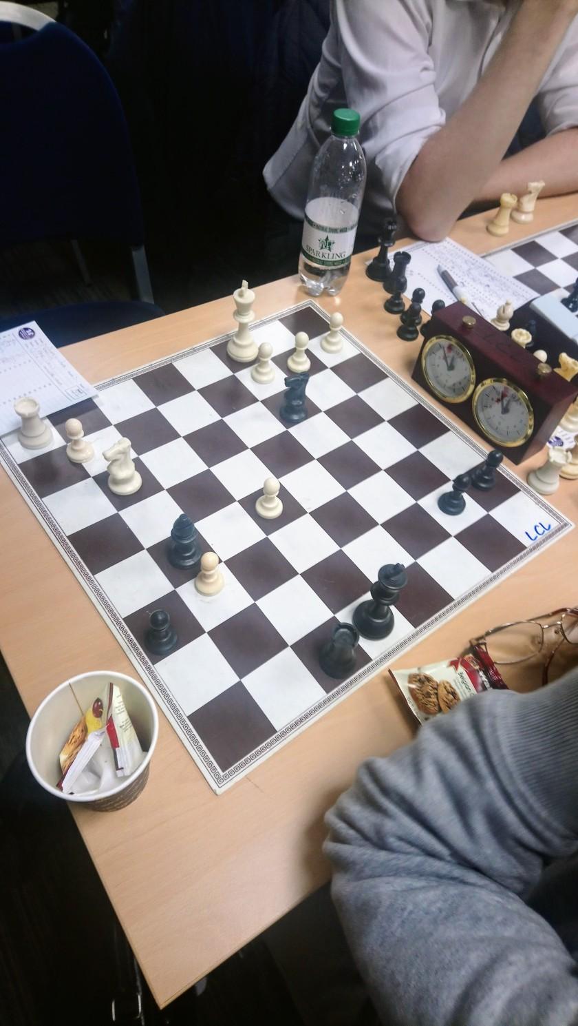 Jef checkmate